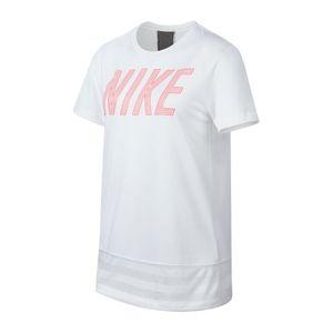 Nike Girls Dry Top Core - Kinder Mädchen T-Shirt - 890292-100 weiss