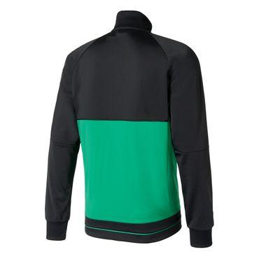 adidas Tiro 17 - Herren Polyesterjacke - BQ2599 schwarz grün