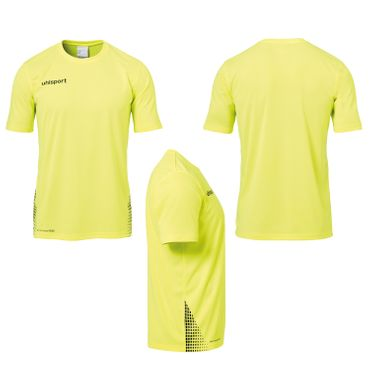 Uhlsport Score - Herren Trainingsshirt T-Shirt - 10er Set - 1002147