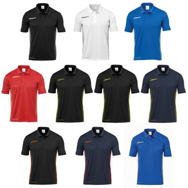 Uhlsport Score - Herren Polo Shirt - 10er Set - 1002148