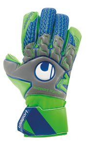 Uhlsport Soft SF - Torwarthandschuhe - 101105901 grün/blau