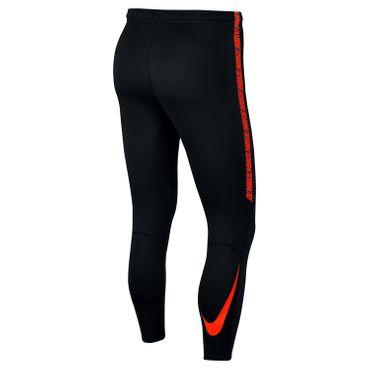 Nike Dri-Fit Squad Pant - Herren Training Fussball Sporthose - 859225-019 schwarz/orange