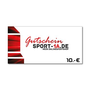 Sport-1a.de Geschenkgutschein 10,-