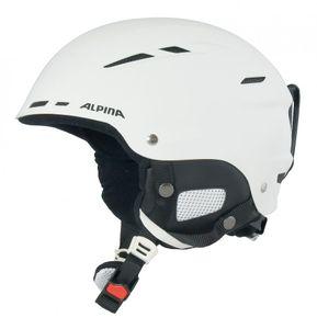 Alpina BIOM - Kinder Skihelm Snowboard Helm - A9059 weiß