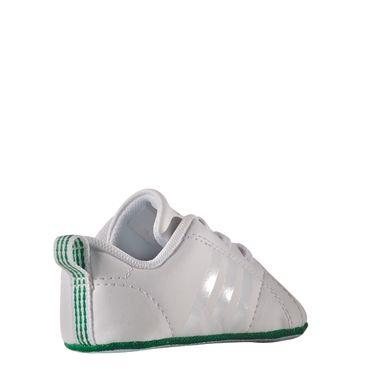 adidas VS Advantage Crib - Baby Freizeitschuhe Sneaker - AW4092