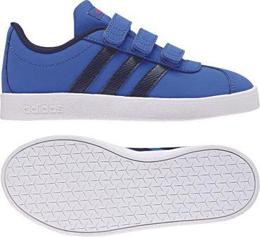 adidas VL Court 2.0 CM - Jungen Sneaker Freizeitschuhe - DB1523