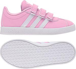 100% authentic a0293 8ad61 adidas VL Court 2.0 CM - Mädchen Sneaker Freizeitschuhe - DB1527