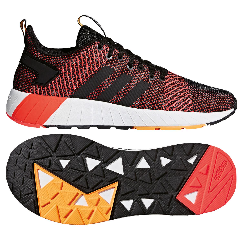 5b33a9c52aeed0 adidas Questar BYD - Herren Sneaker Freizeitschuhe - DB1544 schwarz weiß rot