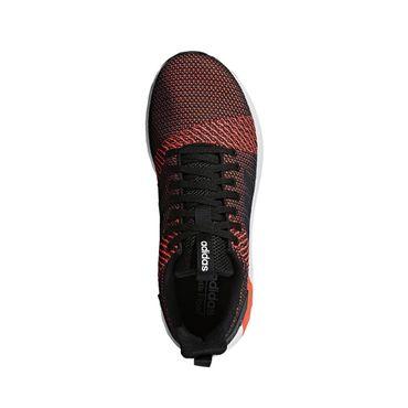 adidas Questar BYD - Herren Sneaker Freizeitschuhe - DB1544 schwarz/weiß/rot