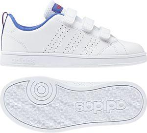 adidas VS ADV CL CMF C - Kinder Sneaker Freizeitschuhe - DB0702 weiß/blau