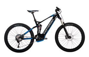 Corratec E-Power RS 150 650B Plus CX 500 Wh E-Bike Fully - BK23275 - Neubike  - Ausstellungsstück-Bosch Performance CX Motor mit 75 Nm Drehmoment