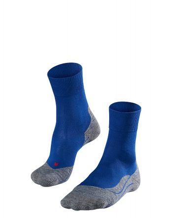 Falke Running 4 Men - Herren Running Socken - 16703-6451 - blau