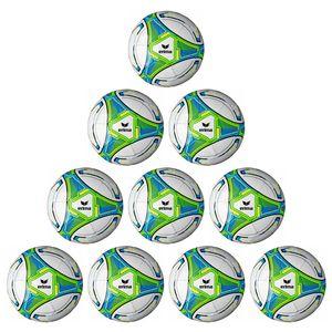 10x Erima Allround Lite 290 - Fußball Trainingsball - 719633-010458