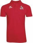 Erima 1.FC Köln - Herren Poloshirt 17/18 - 2110709 - rot 001