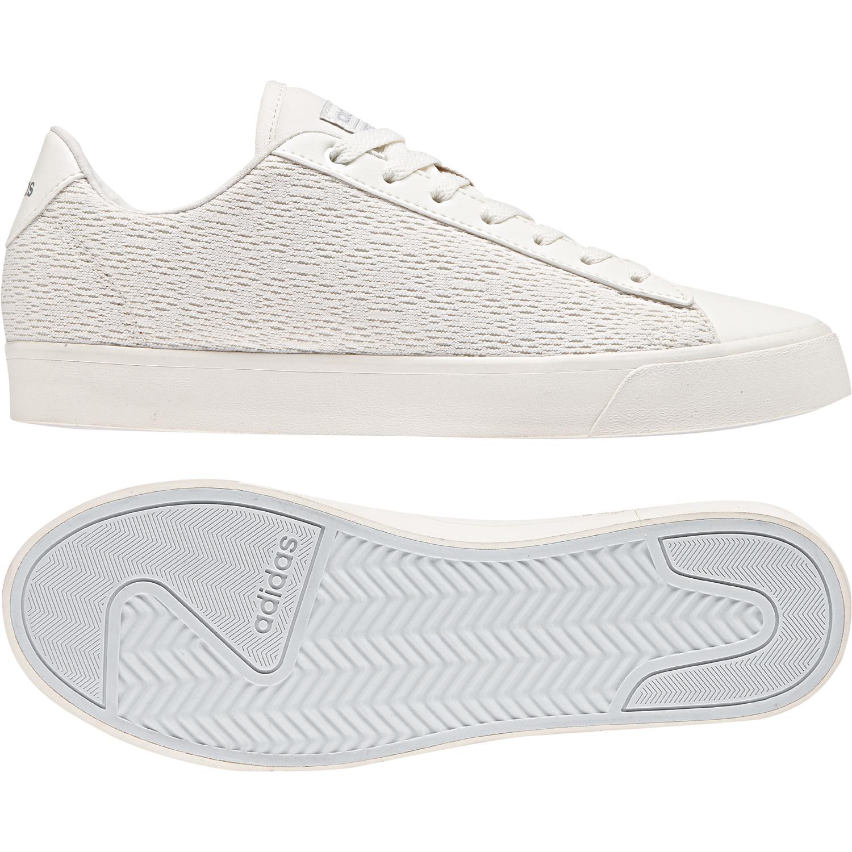 adidas Neo CLOUDFOAM DAILY QT CLEAN SNEAKER Damen weiß beige