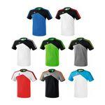 Erima Premium One 2.0 - Herren T-Shirt Trainingsshirt - 10er Set 001