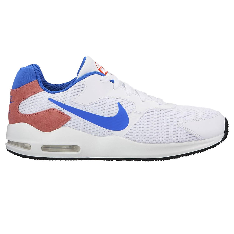 watch c9aa2 28968 ... get nike air max guile herren sneaker freizeitschuhe 916768 101 weiß  blau rot bf6ce 7c8e4