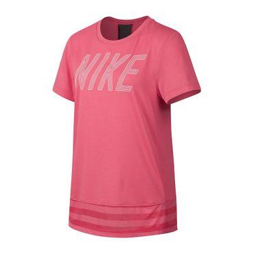 Nike Girls Dry Top Core - Kinder Mädchen T-Shirt - 890292-823 koralle