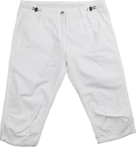 North Bend Star - Damen 3/4 Shorts Caprihose - 135429-9000 - weiß
