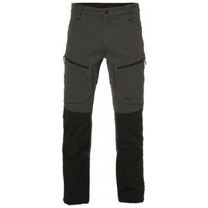 North Bend Trekk Pants - Herren Trekkinghose Outdoorhose - 135371-7011 grau/schwarz