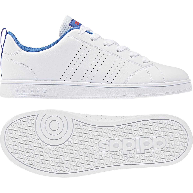 adidas VS Advantage W Weiße adidas Sneakers |