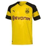 Puma BVB Borussia Dortmund Kinder Heimtrikot 18/19 - 753312-01 gelb 001