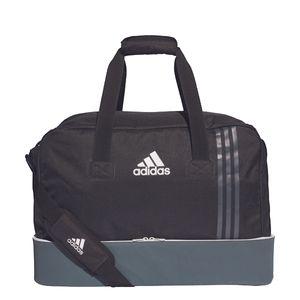 adidas Tiro Teambag - Medium - Sporttasche mit Bodenfach - B46123 schwarz