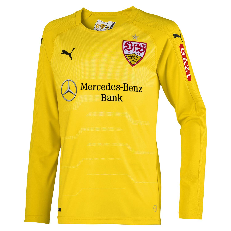 super popular 8ee9a 665f1 Puma VfB Stuttgart Kinder Langarm Torwarttrikot 18/19 - 924595-13