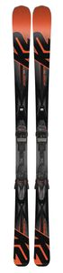 K2 IKonic 84 All Mountain Ski-Set mit M3 12 TCX Bindung - 17/18