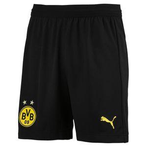 Puma BVB Borussia Dortmund - Kinder Heim Short 18/19 - 753329-02 schwarz