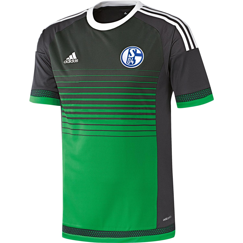 adidas FC Schalke 04 Ausweichtrikot 3rd Jersey P – AA2443