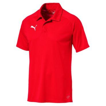 Puma Liga - Herren Sideline Polo Shirt - 655608-01 rot