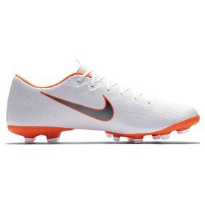 Nike Mercurial Vapor XII MG - Herren Fußballschuhe Nockenschuhe - AH7375-107 weiß/orange