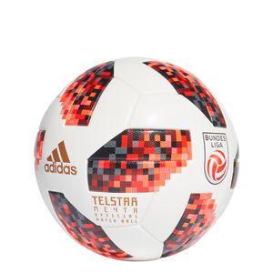 adidas Offizieller Matchball - Telstar Spielball Fußball - DW4535