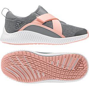 adidas Forta Run X CF  - Kinder Sneaker Freizeitschuhe - AH2475 grau/rosa