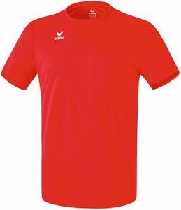 Erima Herren Funktions Teamsport T-Shirt mit TSG Balingen Rückenflock - 208652 rot