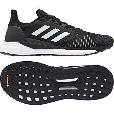 adidas Solar Glide ST M - Herren Laufschuhe Sportschuhe Sneaker - CQ3178 schwarz