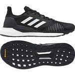 adidas Solar Glide ST M - Herren Laufschuhe Sportschuhe Sneaker - CQ3178 schwarz 001