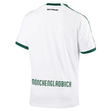 Puma Borussia Mönchengladbach - Herren Heimtrikot 18/19 - 753451-01 weiß