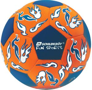 Schildkröt Fun Sports Neopren Beachsoccerball - 135991-9999 blau/orange/weiß
