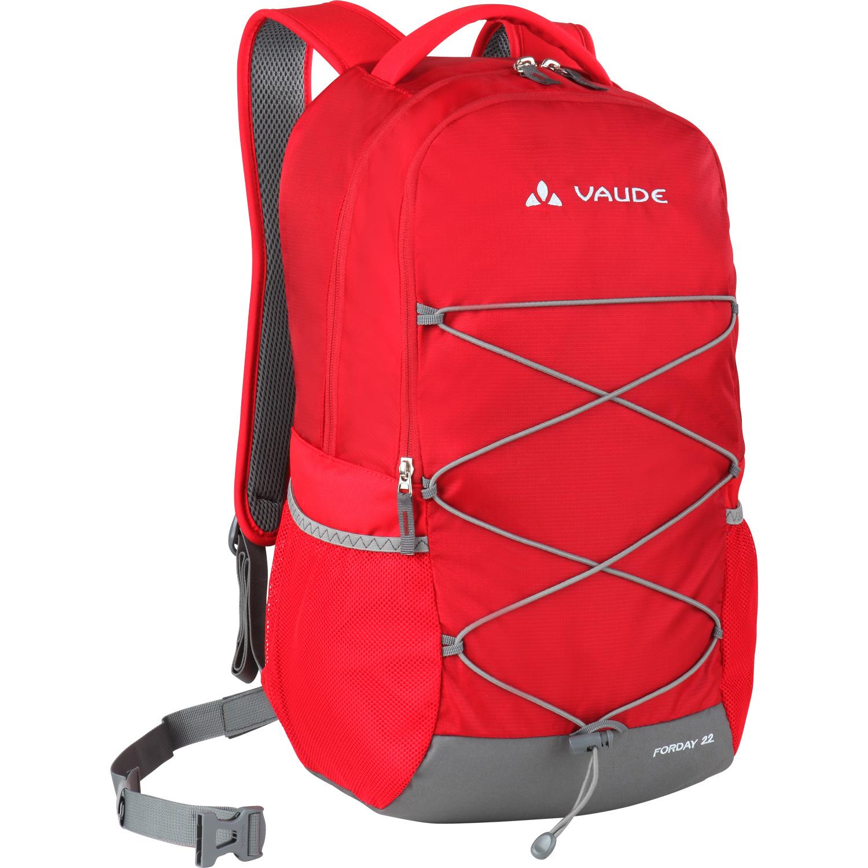 Vaude SE Forday 22 VT Backpack Trekking Wanderrucksack – 12609-200 rot