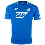 Lotto TSG 1899 Hoffenheim Herren Heimtrikot 18/19 - T8434 - blau 001