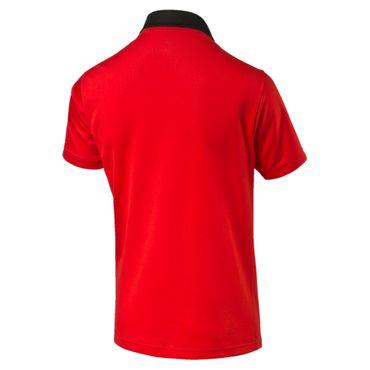 Puma Esquadra - Kinder Leisure Polo Poloshirt - 654385-14 rot