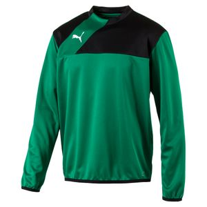 Puma Esquadra - Kinder Training Sweat - 654380-28 grün