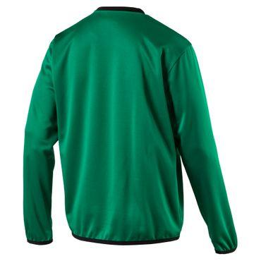 Puma Esquadra - Herren Training Sweat - 654380-28 grün