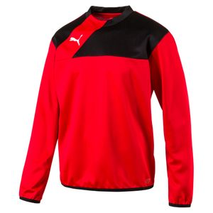 Puma Esquadra - Herren Training Sweat - 654380-14 rot