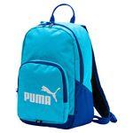 Puma Phase Small Backpack Kinder Rucksack Tasche - 74104-25 aquarius 001