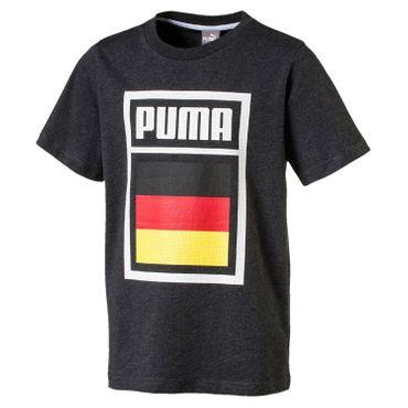 Puma Forever Football Country - Kinder Cotton Shirt T-Shirt WM 2018 - 752647-03