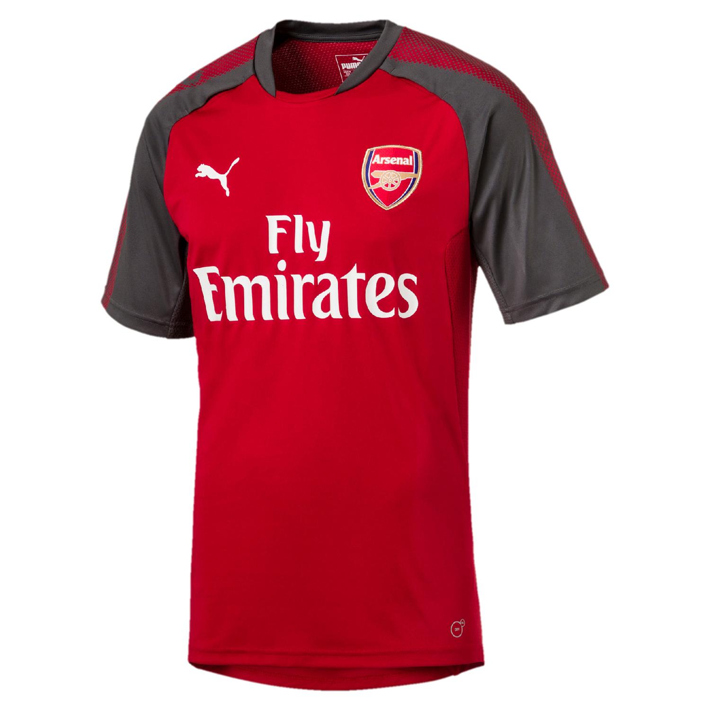 Puma FC Arsenal London Training Jersey 17/18 – Kinder Trainingsshirt – 751711-03