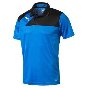 Puma Esquadra - Herren Leisure Polo Poloshirt - 654385-23 blau
